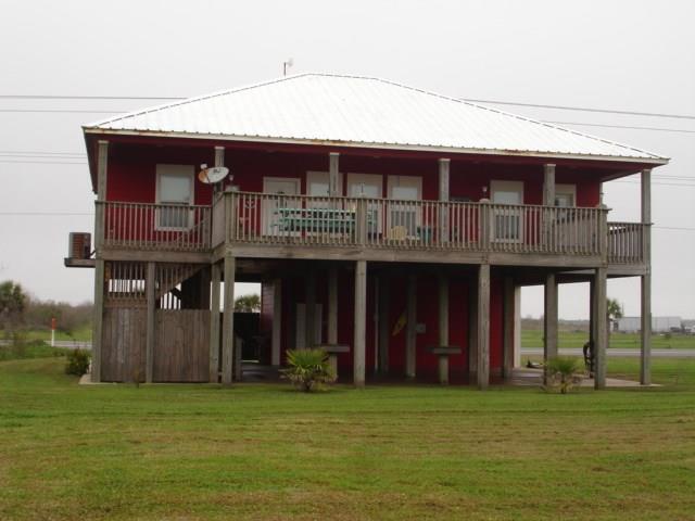 995 Bolivar Dunes Boulevard Property Photo - Gilchrist, TX real estate listing