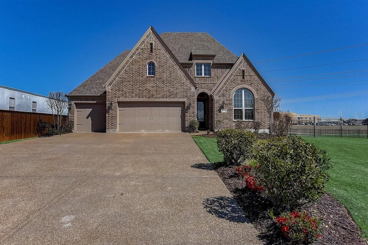 1831 Morning Mist Way Property Photo - Wylie, TX real estate listing