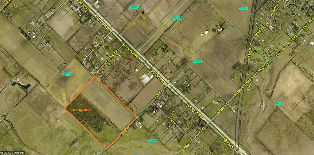 0 Kunz Road Property Photo - Rosenberg, TX real estate listing