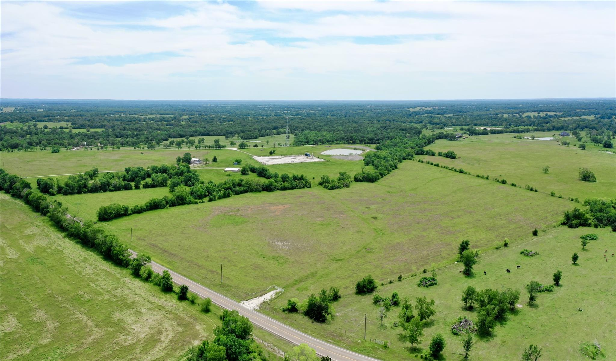 42 Acres Fm 1428 Property Photo - Madisonville, TX real estate listing