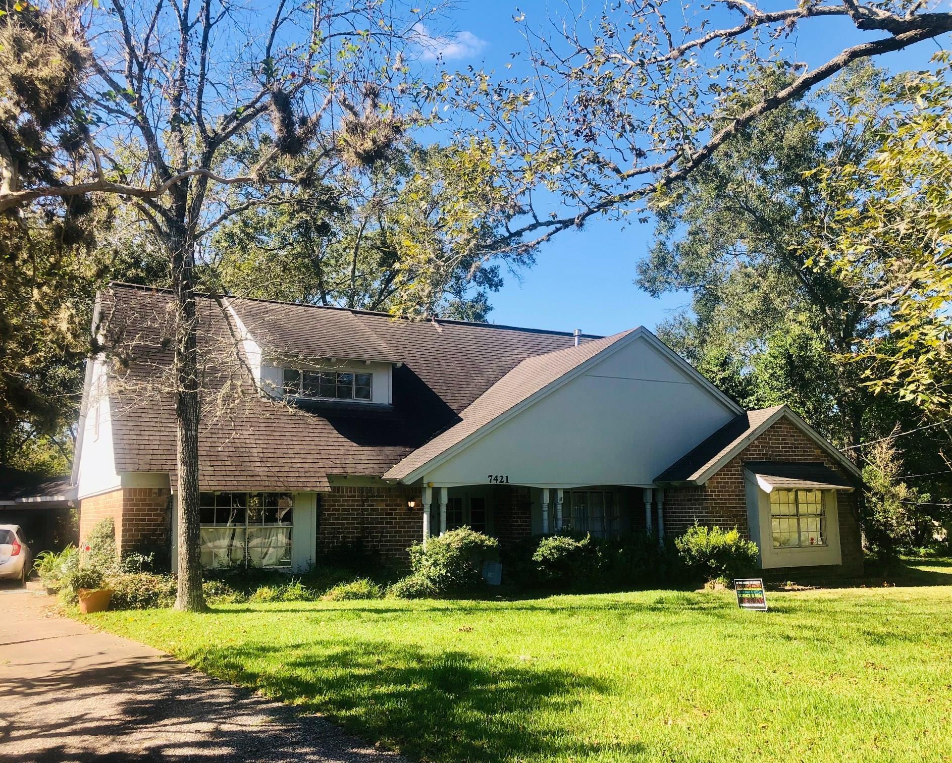 7421 Haywood Drive Property Photo - Houston, TX real estate listing