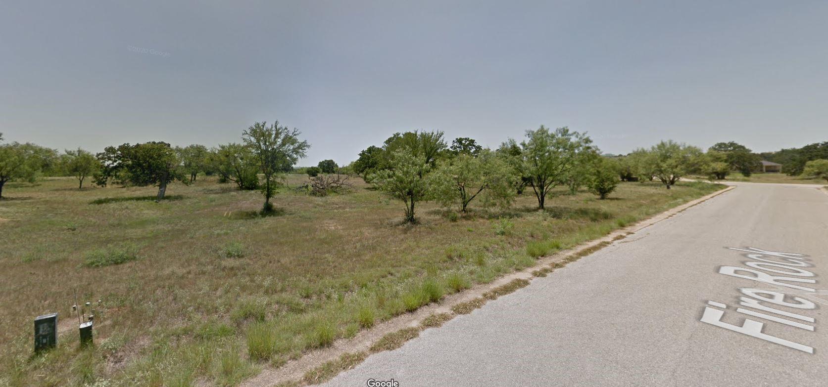 0 Fire Rock Property Photo - Buchanan Dam, TX real estate listing