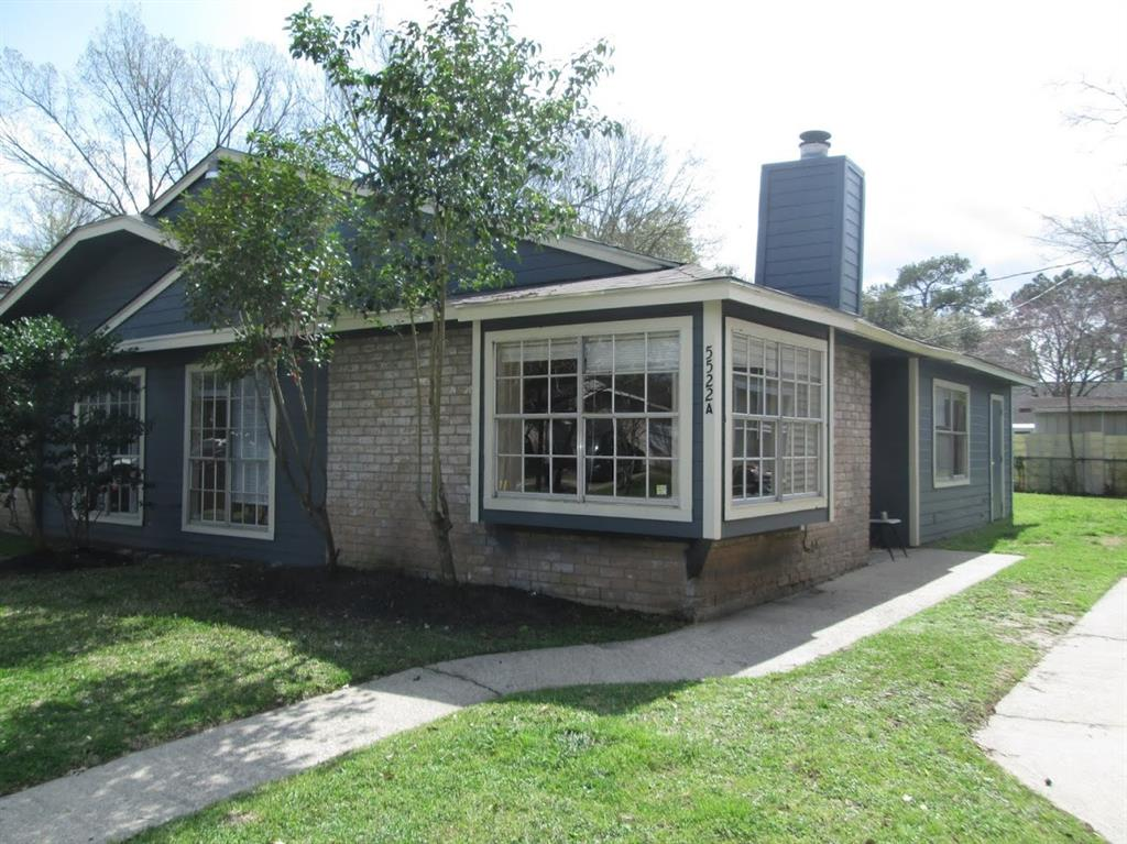 5522 Farley Drive Property Photo - Houston, TX real estate listing