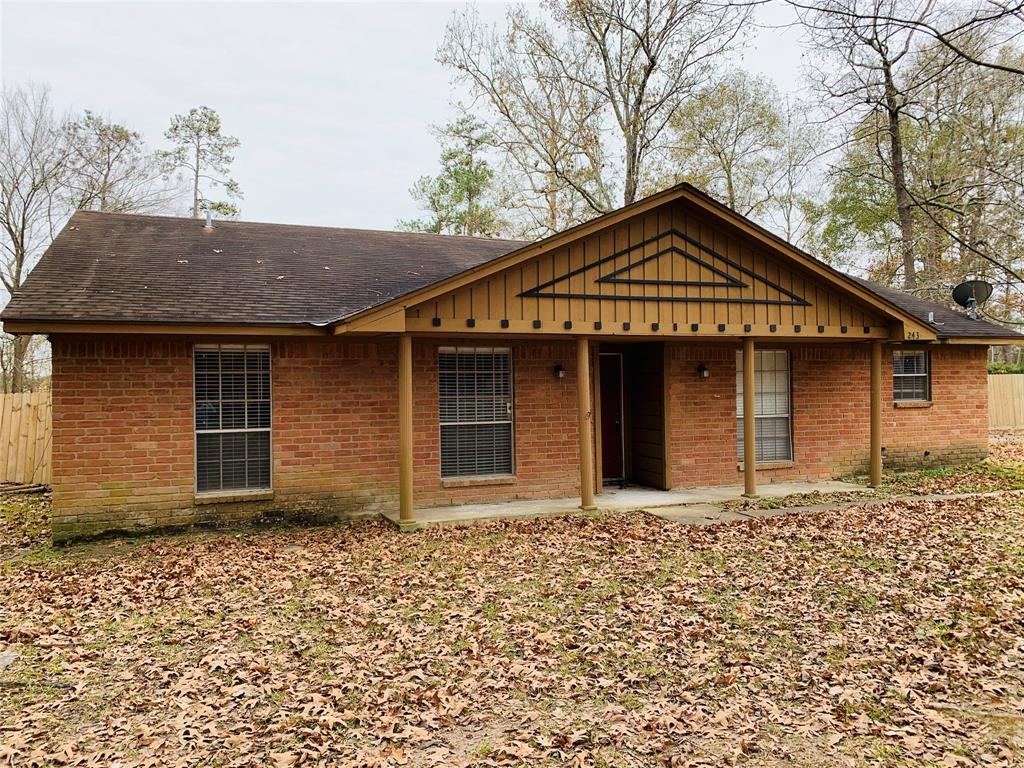 243 Tall Timbers Road, Woodbranch, TX 77357 - Woodbranch, TX real estate listing