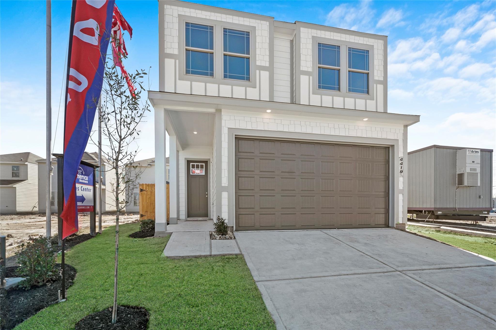4433 Ibiza Lane Property Photo - Houston, TX real estate listing