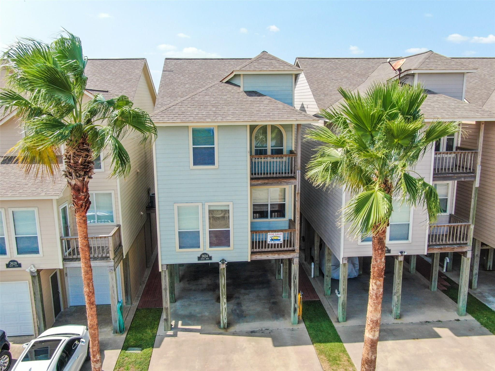 3624 Fm 2031 Beach Road Property Photo - Matagorda, TX real estate listing
