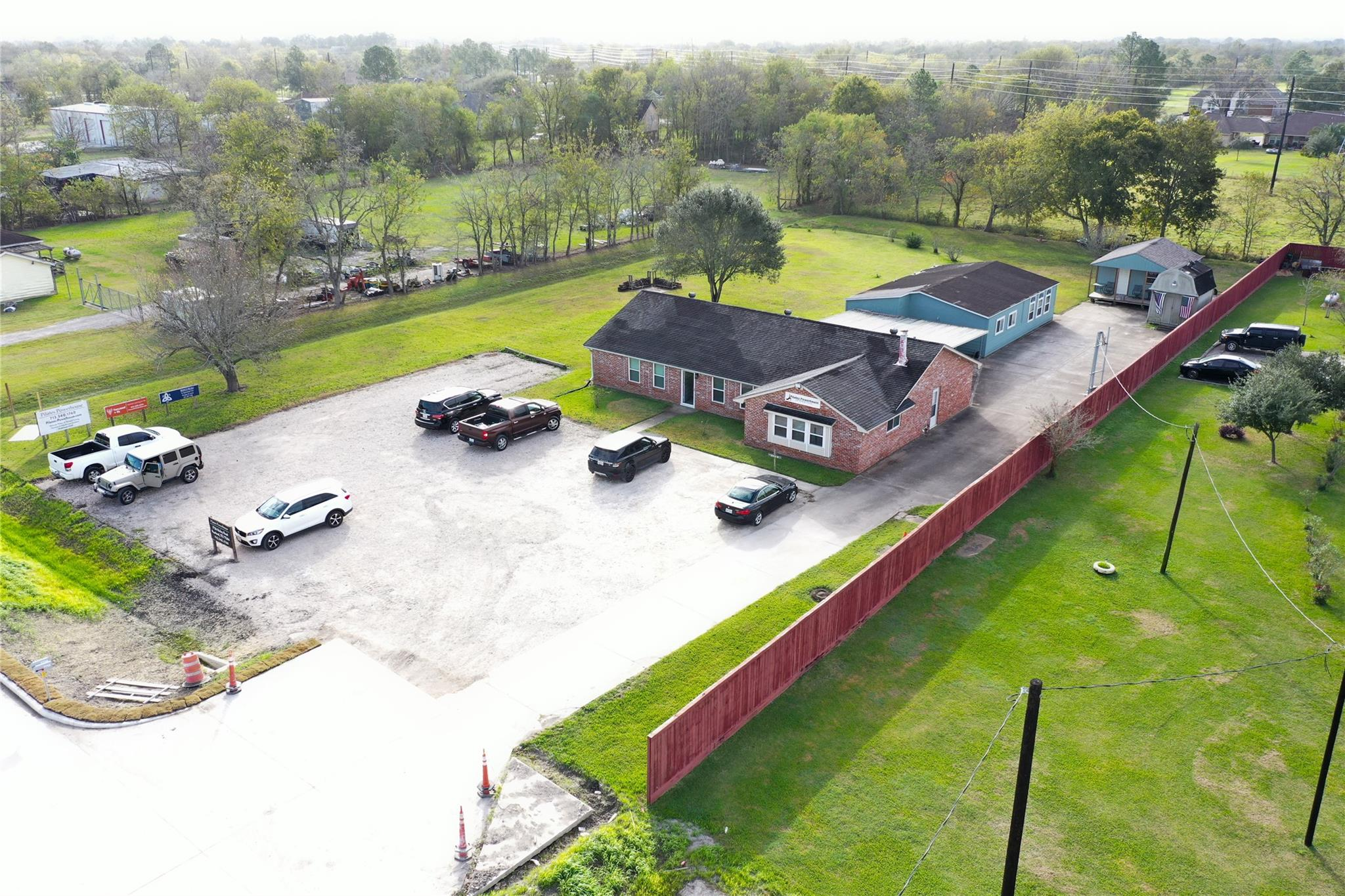 7726 Bailey Road W Property Photo - Pearland, TX real estate listing