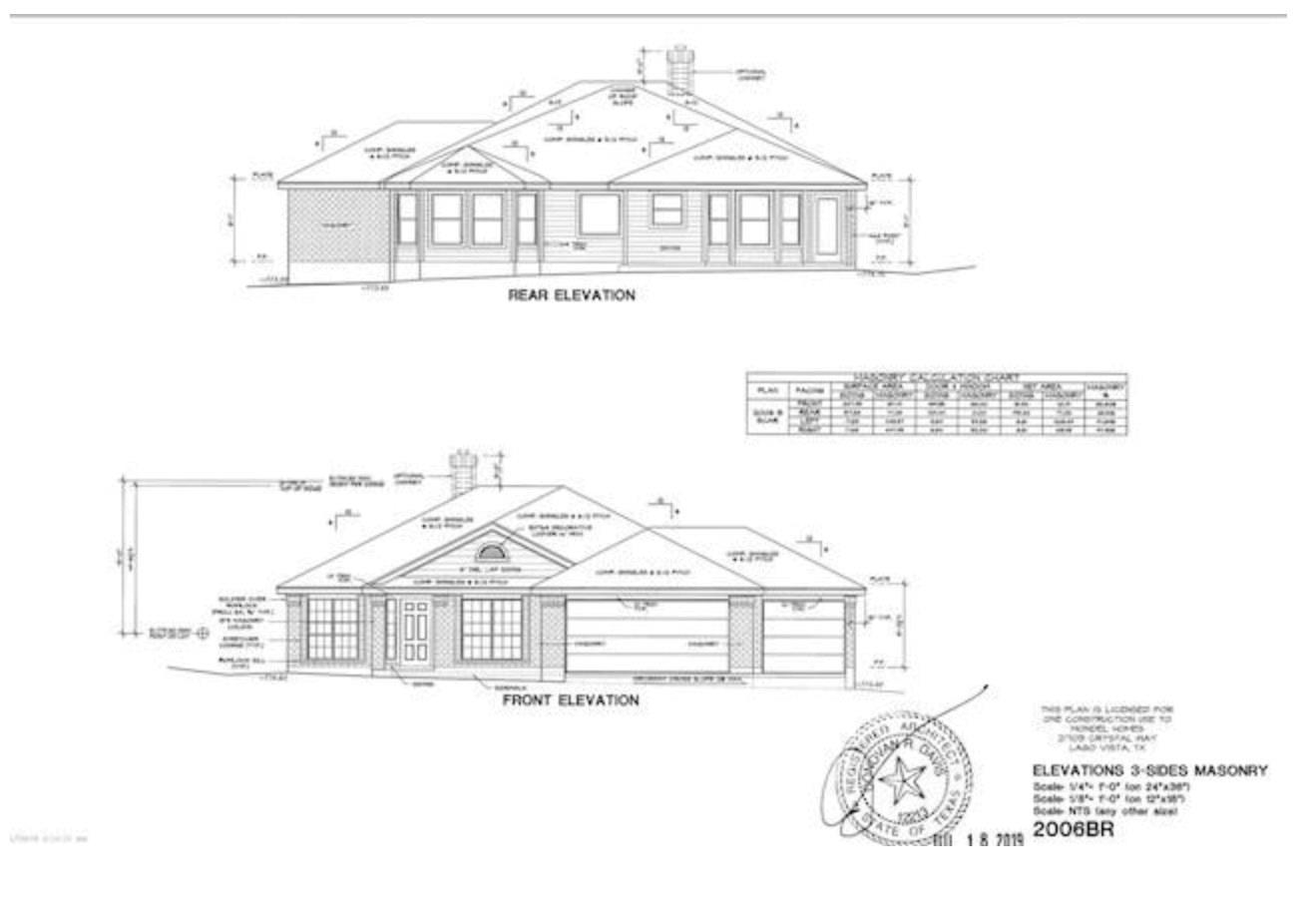 21703 Crystal Way Property Photo - Lago Vista, TX real estate listing