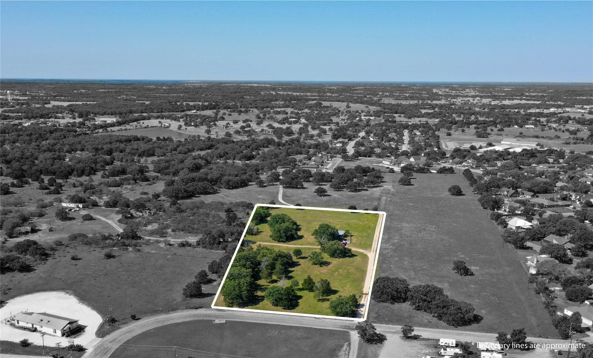 00 Hempstead - Tract 2 Property Photo - Giddings, TX real estate listing