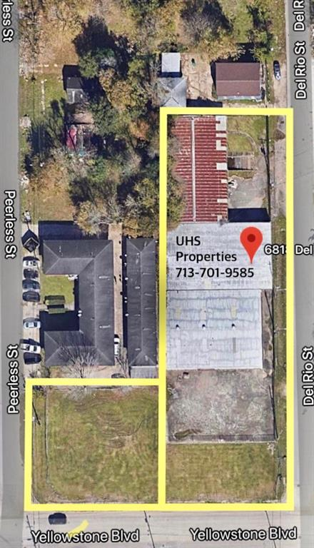 6818 Del Rio Street Property Photo - Houston, TX real estate listing