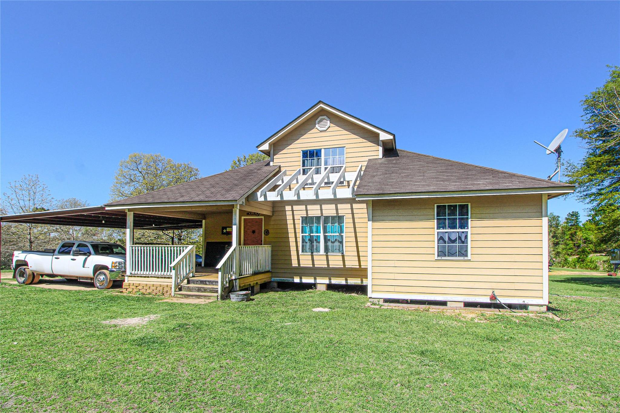 195 Pinegrove Church Road Property Photo - Corrigan, TX real estate listing