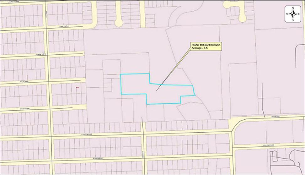 0 Seeker Street Property Photo - Houston, TX real estate listing