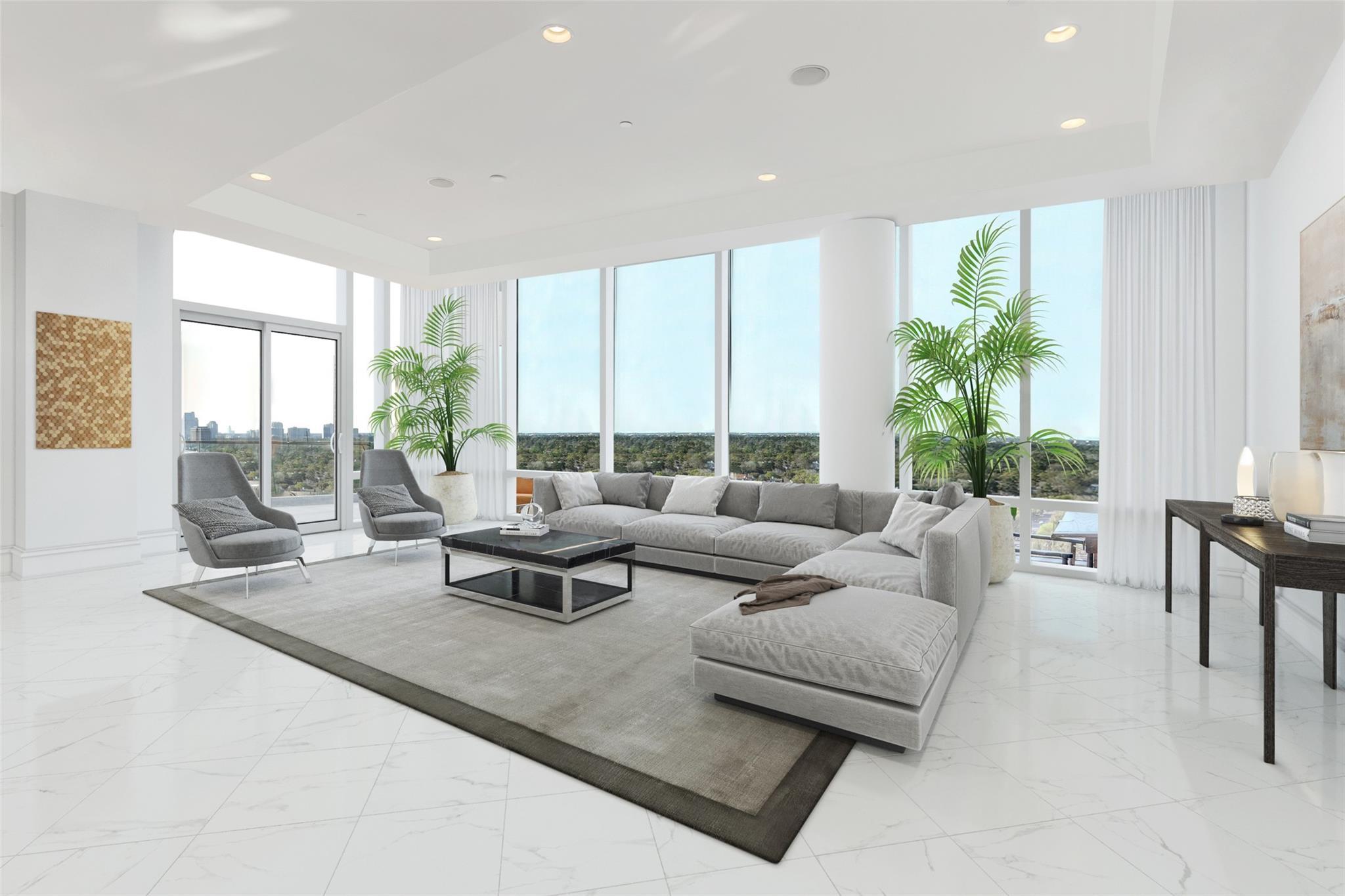 2727 Kirby Drive #14L Property Photo - Houston, TX real estate listing