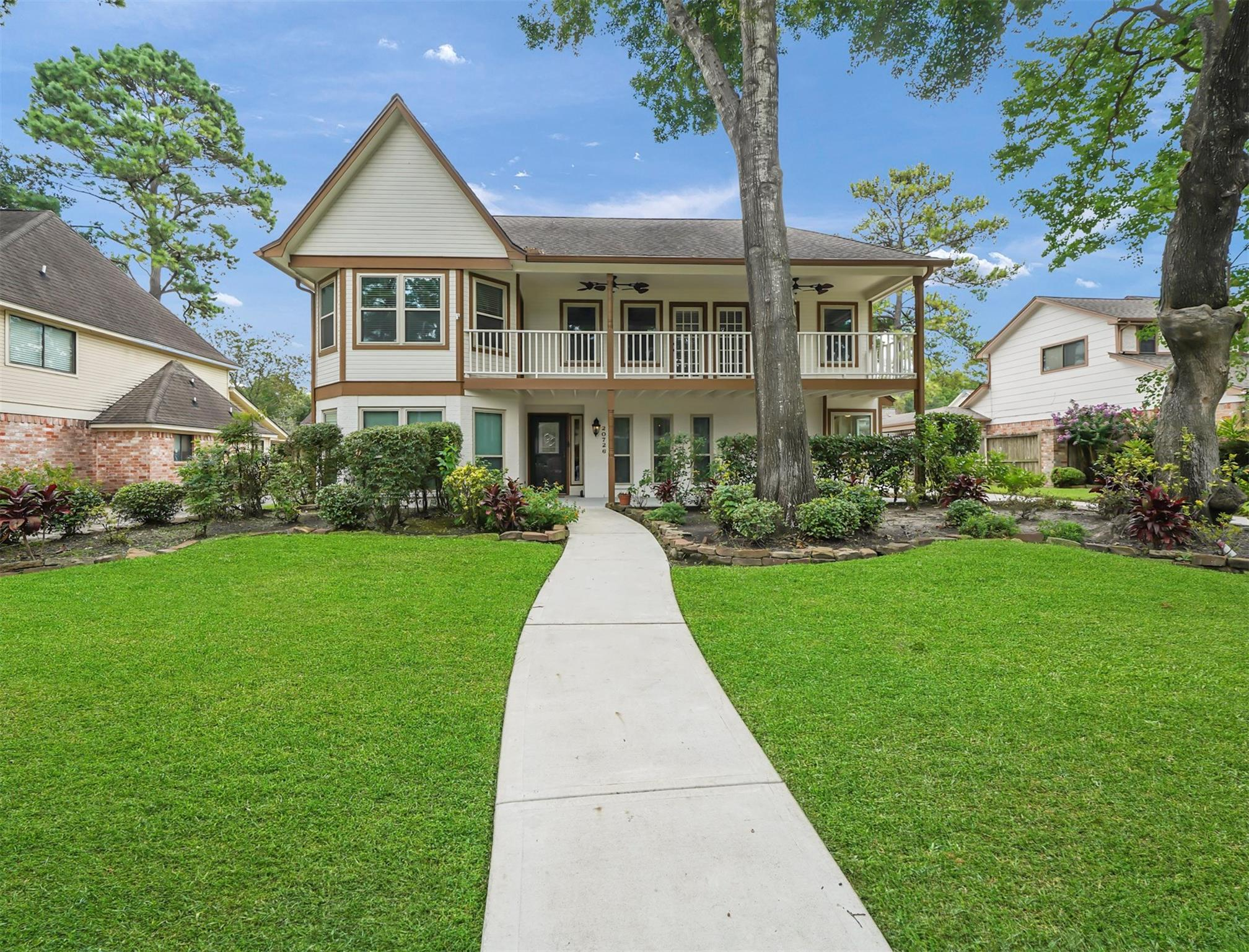 20726 Highland Hollow Lane Property Photo - Houston, TX real estate listing