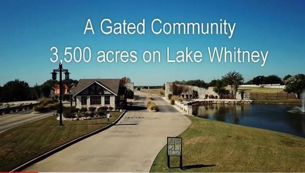 43009 Whisperwood Drive Property Photo - Whitney, TX real estate listing