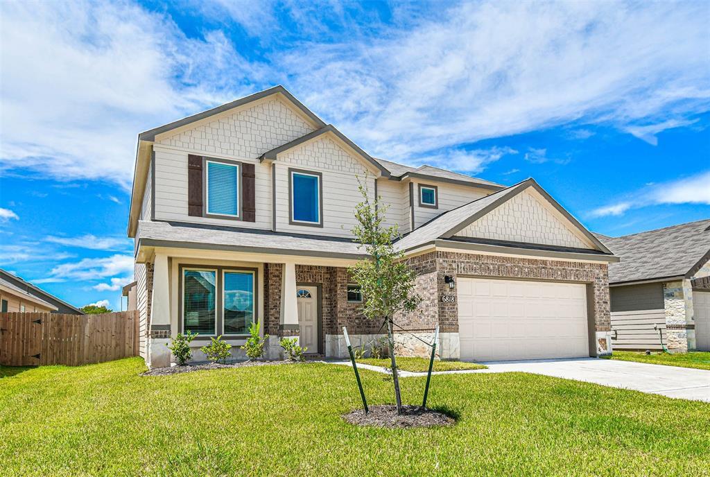 6818 Bardsdale Court Property Photo - Rosharon, TX real estate listing