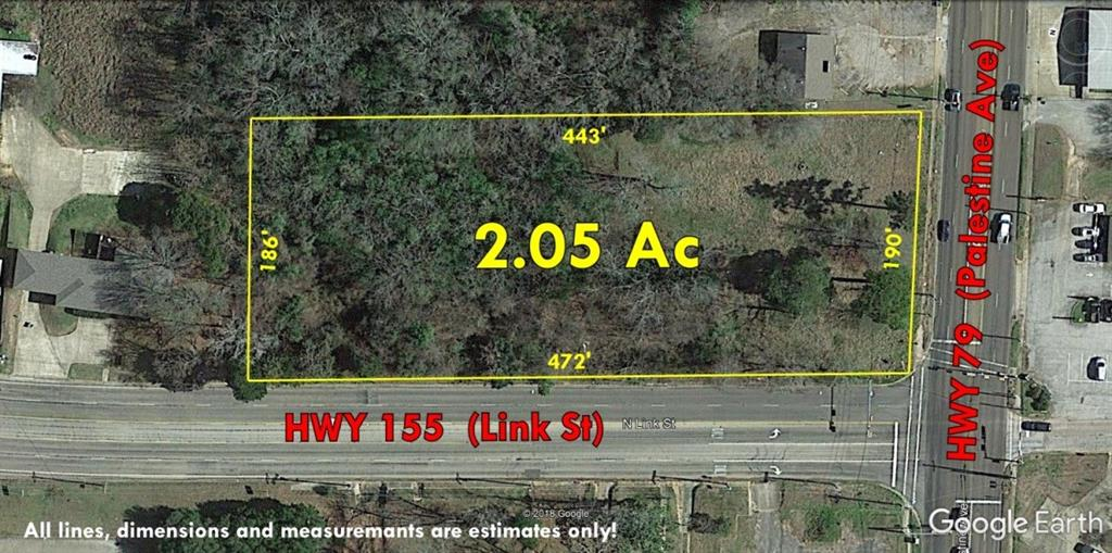 409 E Palestine Avenue Property Photo - Palestine, TX real estate listing