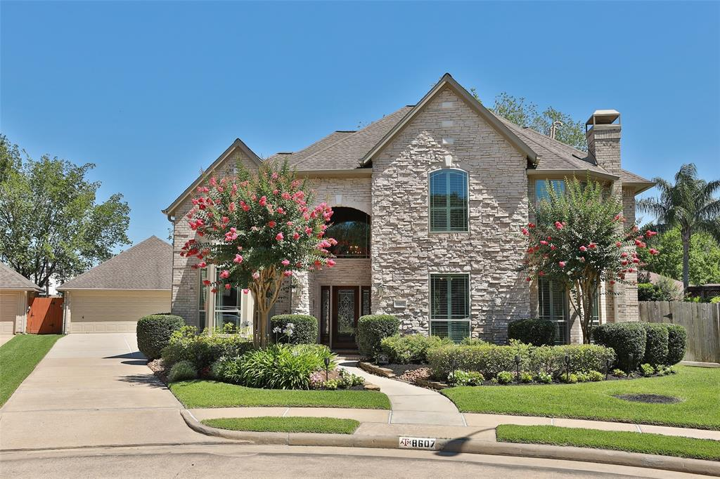 8607 Concerto Circle Property Photo - Houston, TX real estate listing