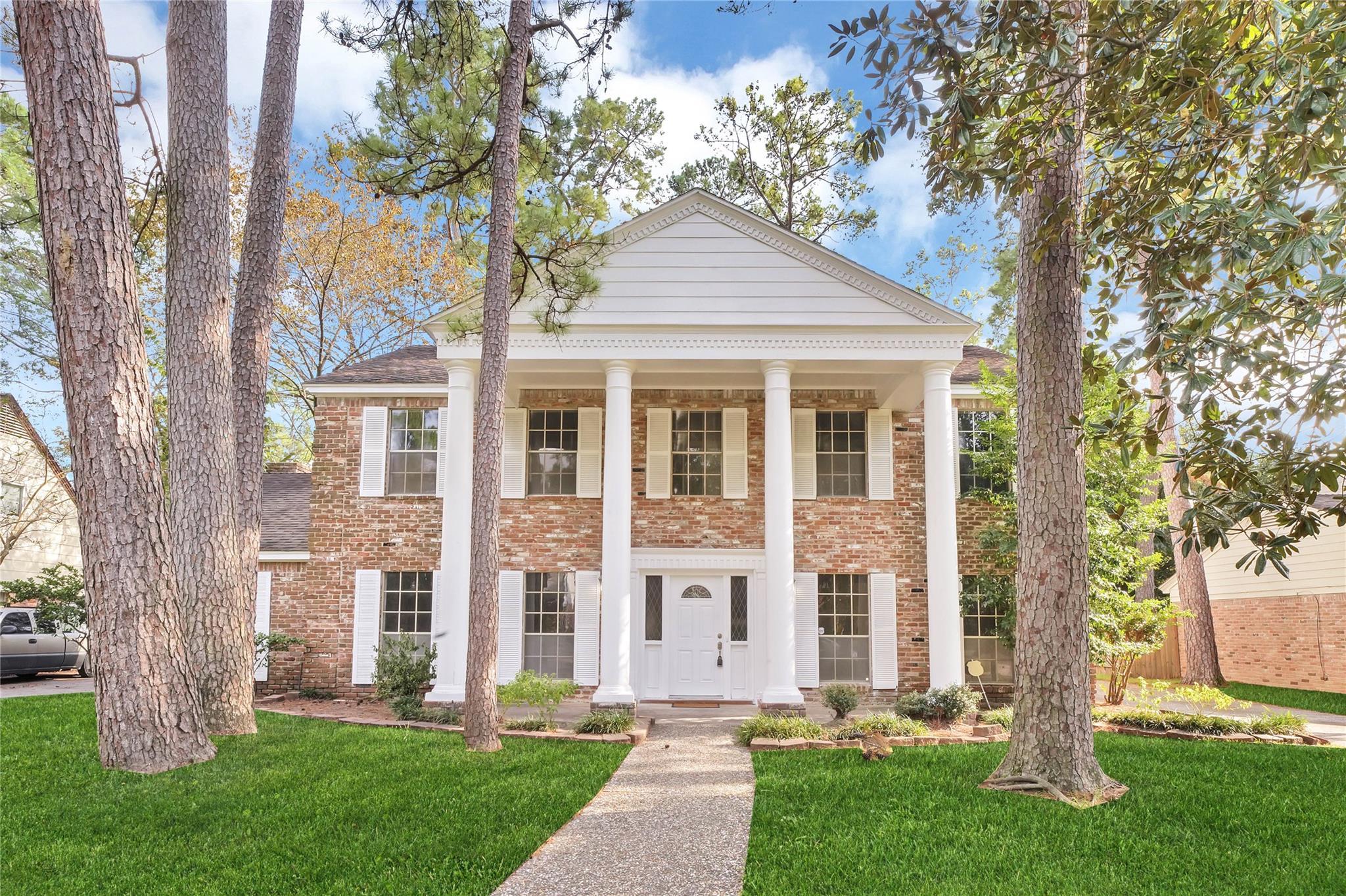1423 Saddlecreek Drive Property Photo - Houston, TX real estate listing
