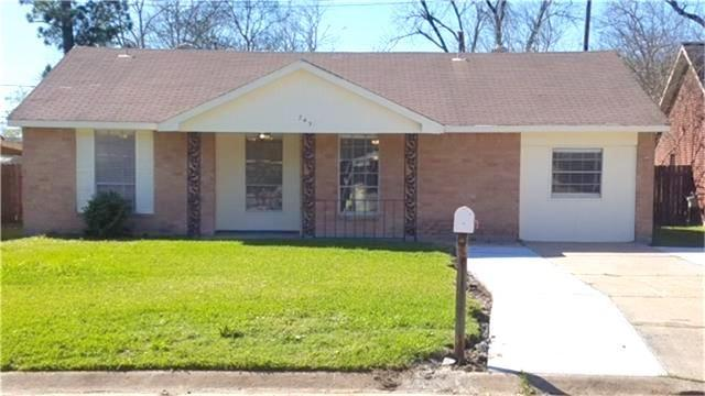 743 Kilpatrick Street Property Photo - Channelview, TX real estate listing