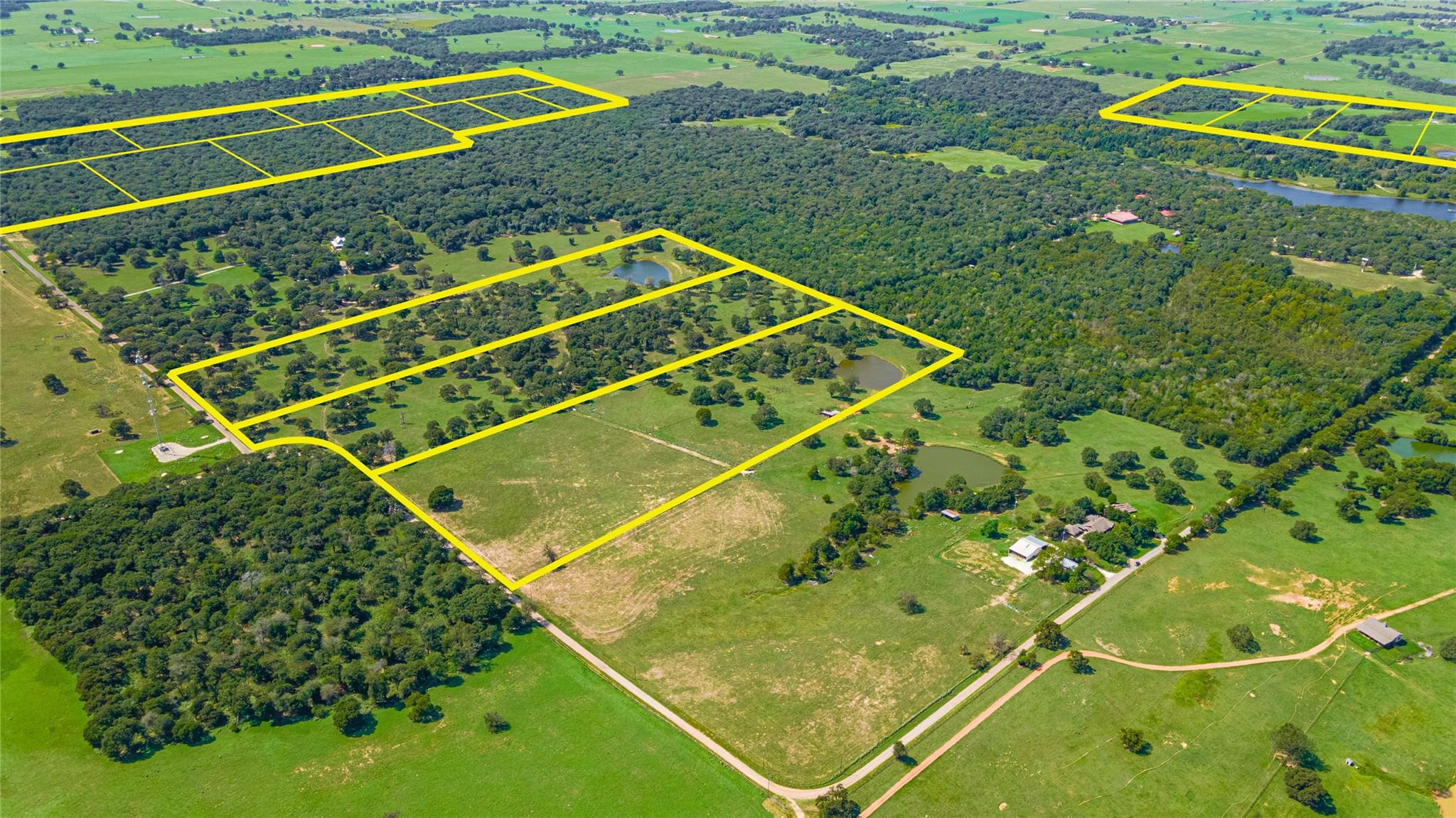 Tract 16 MOL 20 ACRES County Rd 333 Property Photo - Rosebud, TX real estate listing