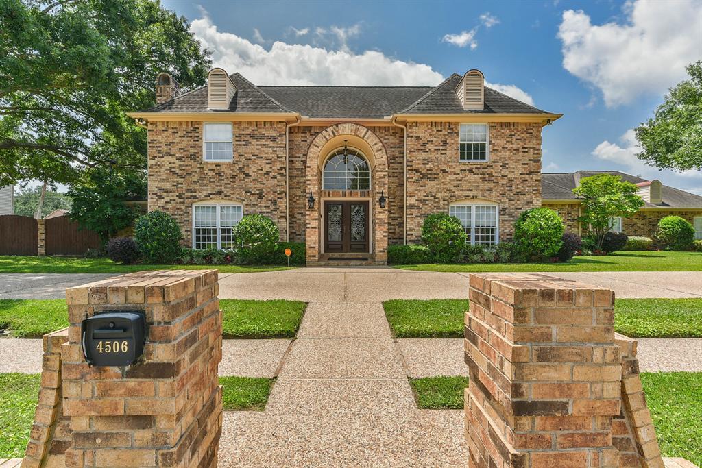 4506 Shaun Drive Property Photo - Pasadena, TX real estate listing