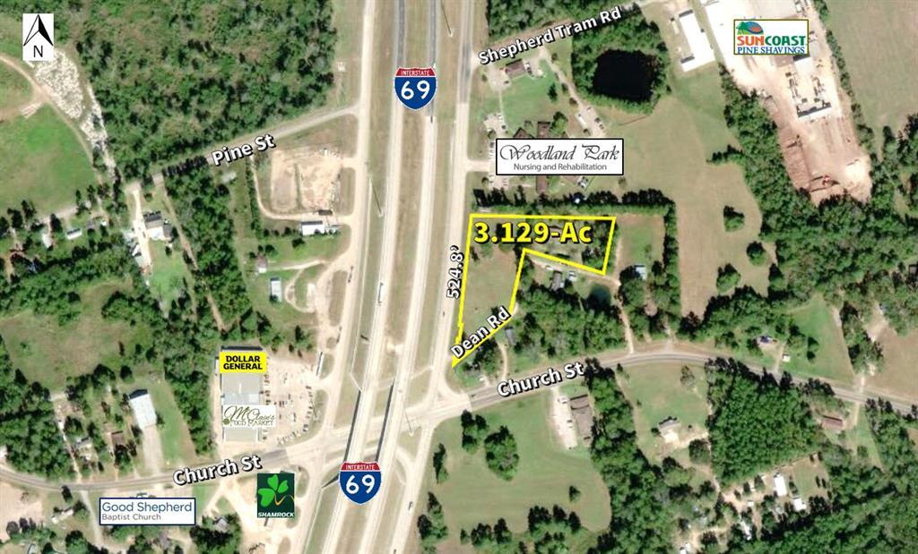 110 Dean Road, Shepherd, TX 77371 - Shepherd, TX real estate listing