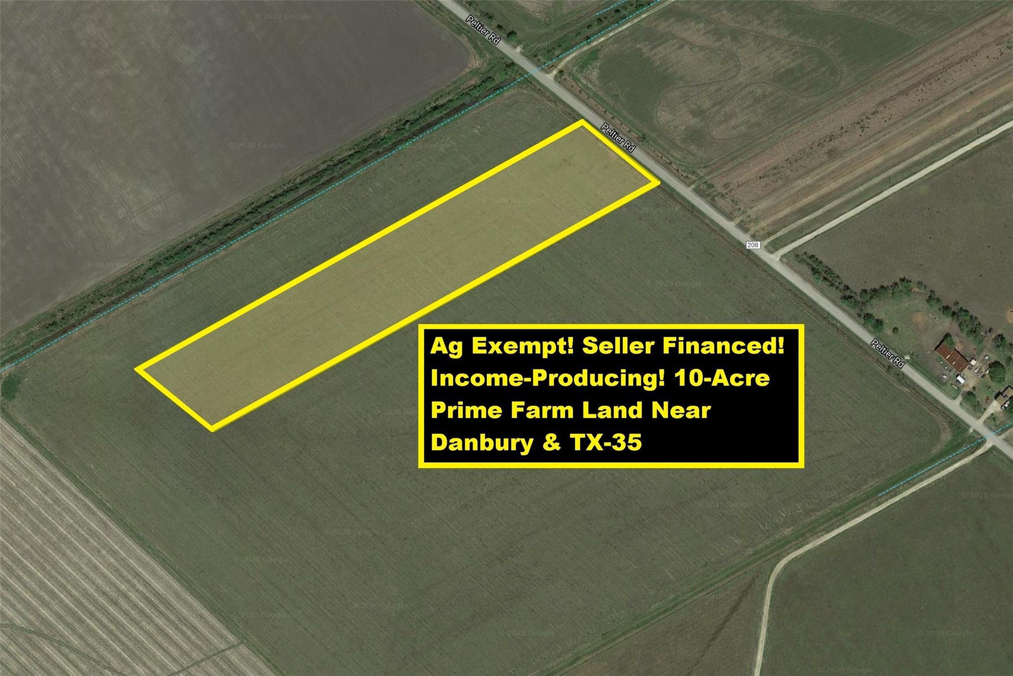 Lot 2 County Road 208 Property Photo - Danbury, TX real estate listing