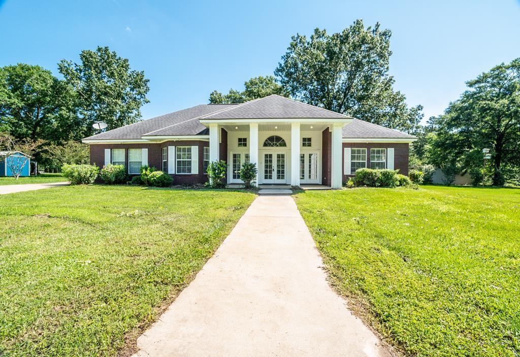 601 FM 2558 Property Photo - Broaddus, TX real estate listing