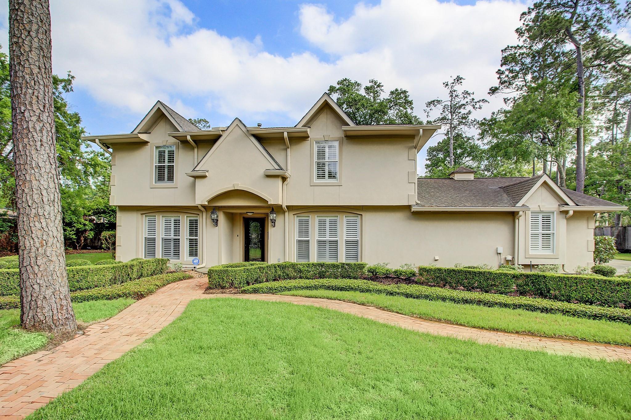 10803 Bridlewood Street Property Photo - Hunters Creek Village, TX real estate listing