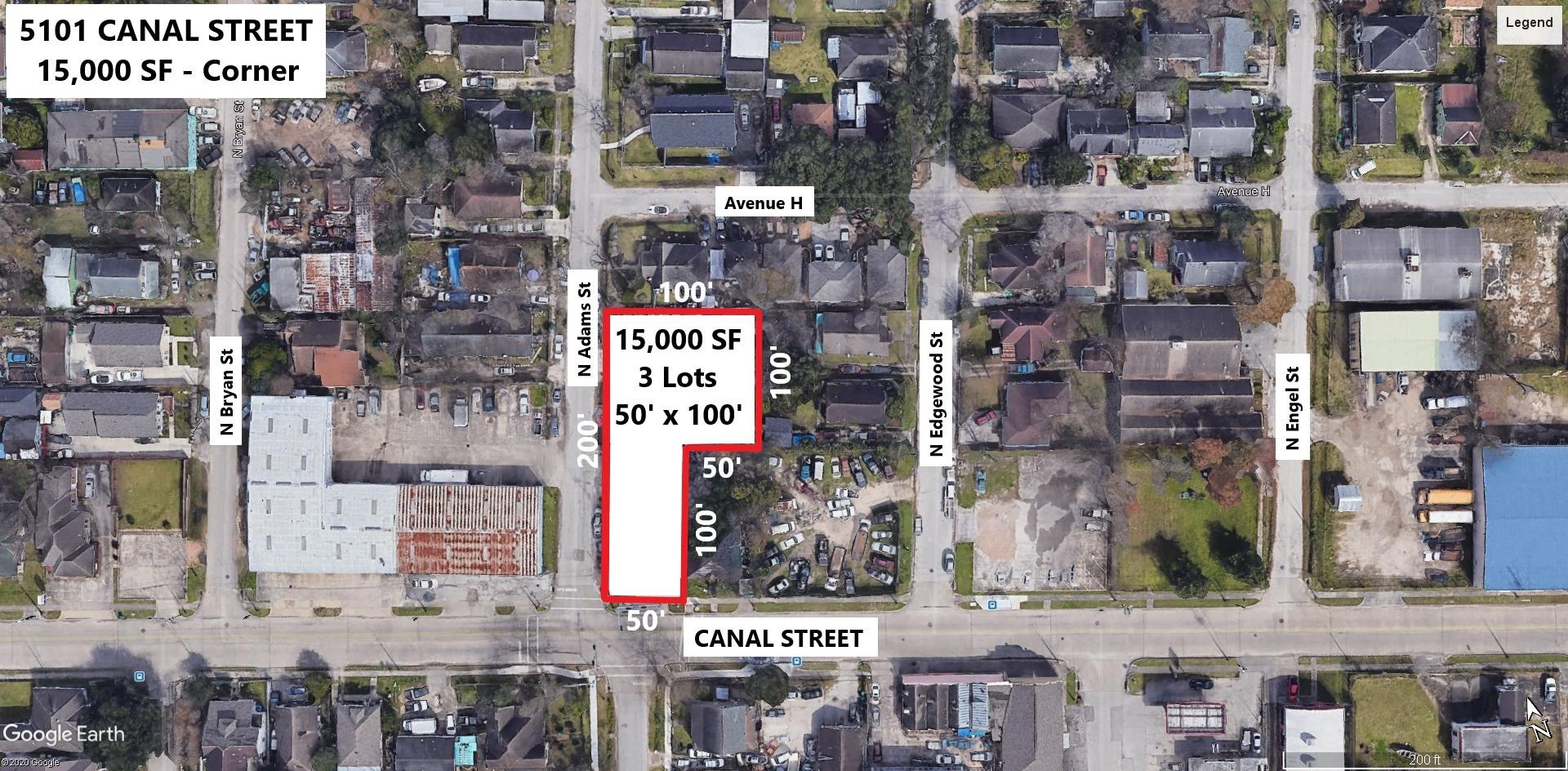 5101 Canal Street Property Photo - Houston, TX real estate listing