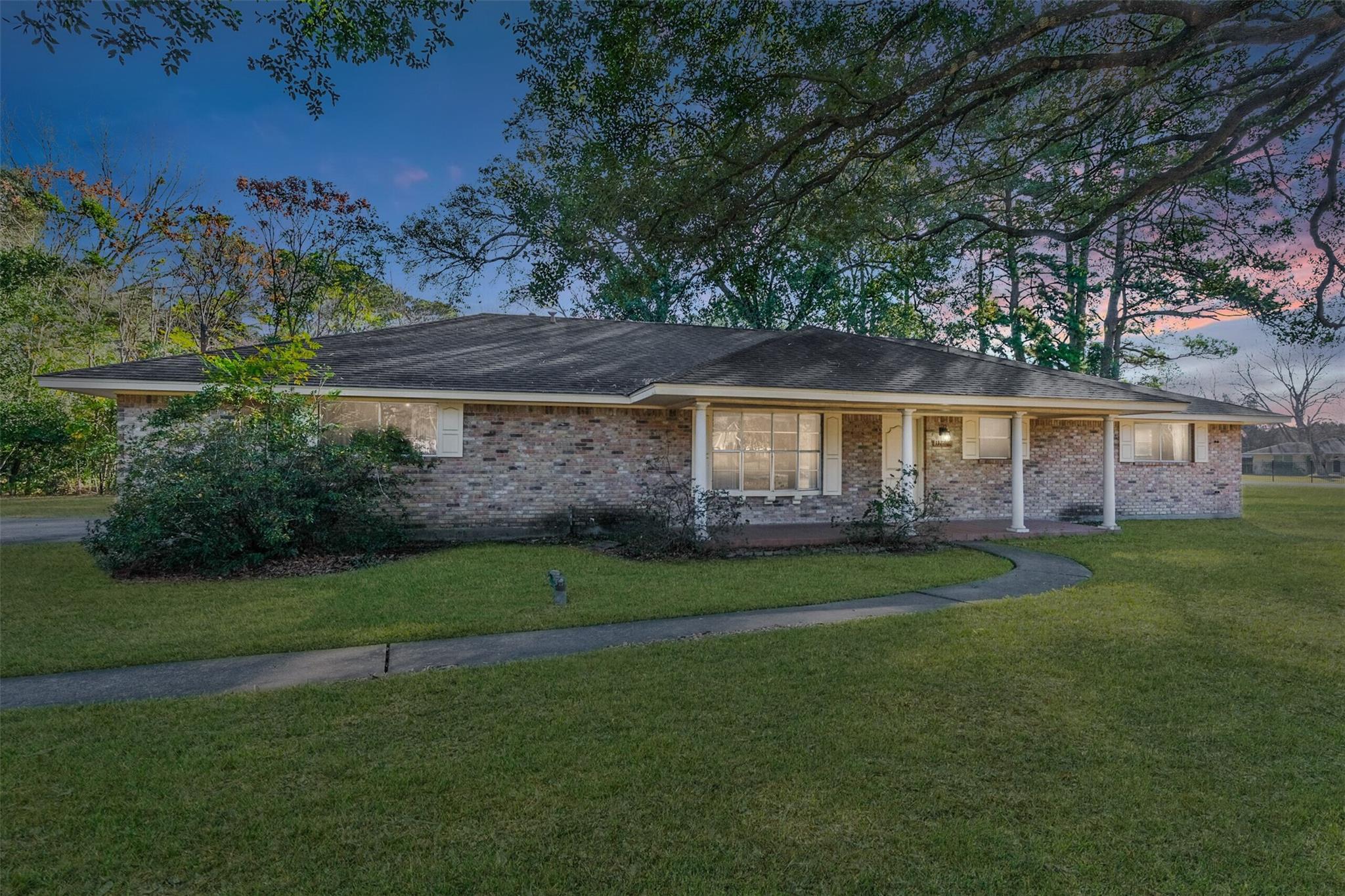 11202 Harbin Drive Property Photo - Houston, TX real estate listing