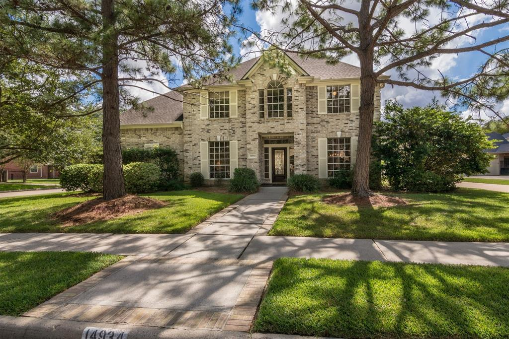 14934 Wilderness Cliff Court Property Photo - Houston, TX real estate listing