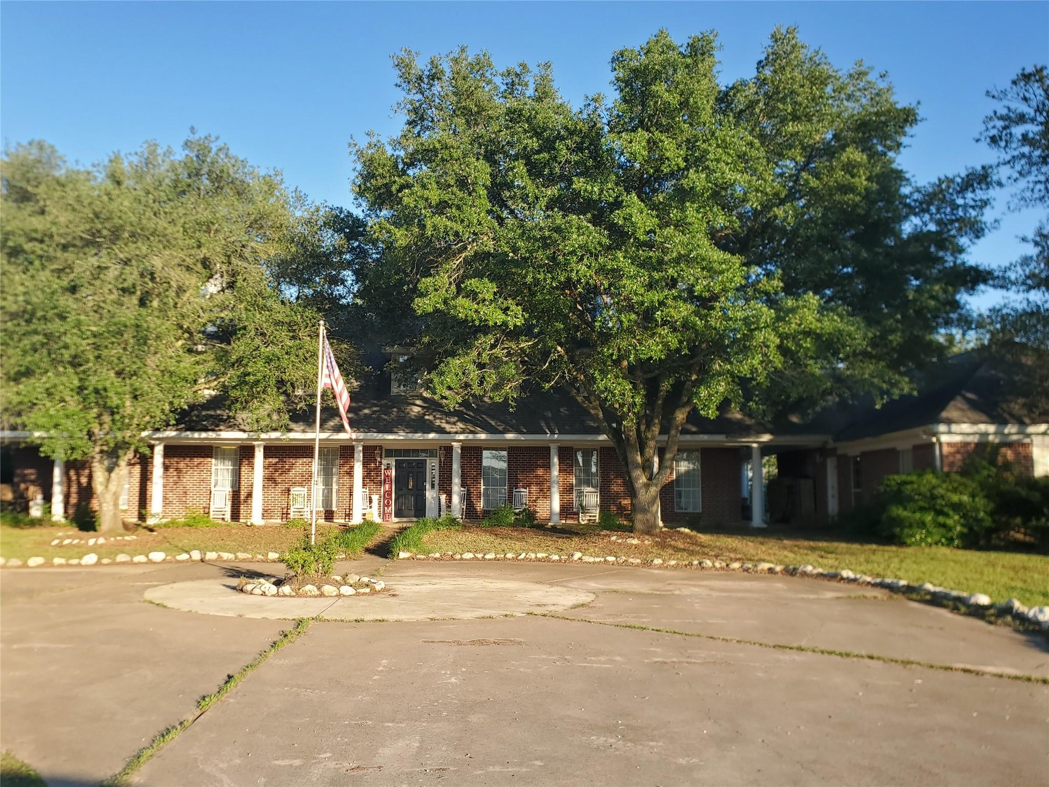 8260 N State Highway 94 Property Photo - Groveton, TX real estate listing