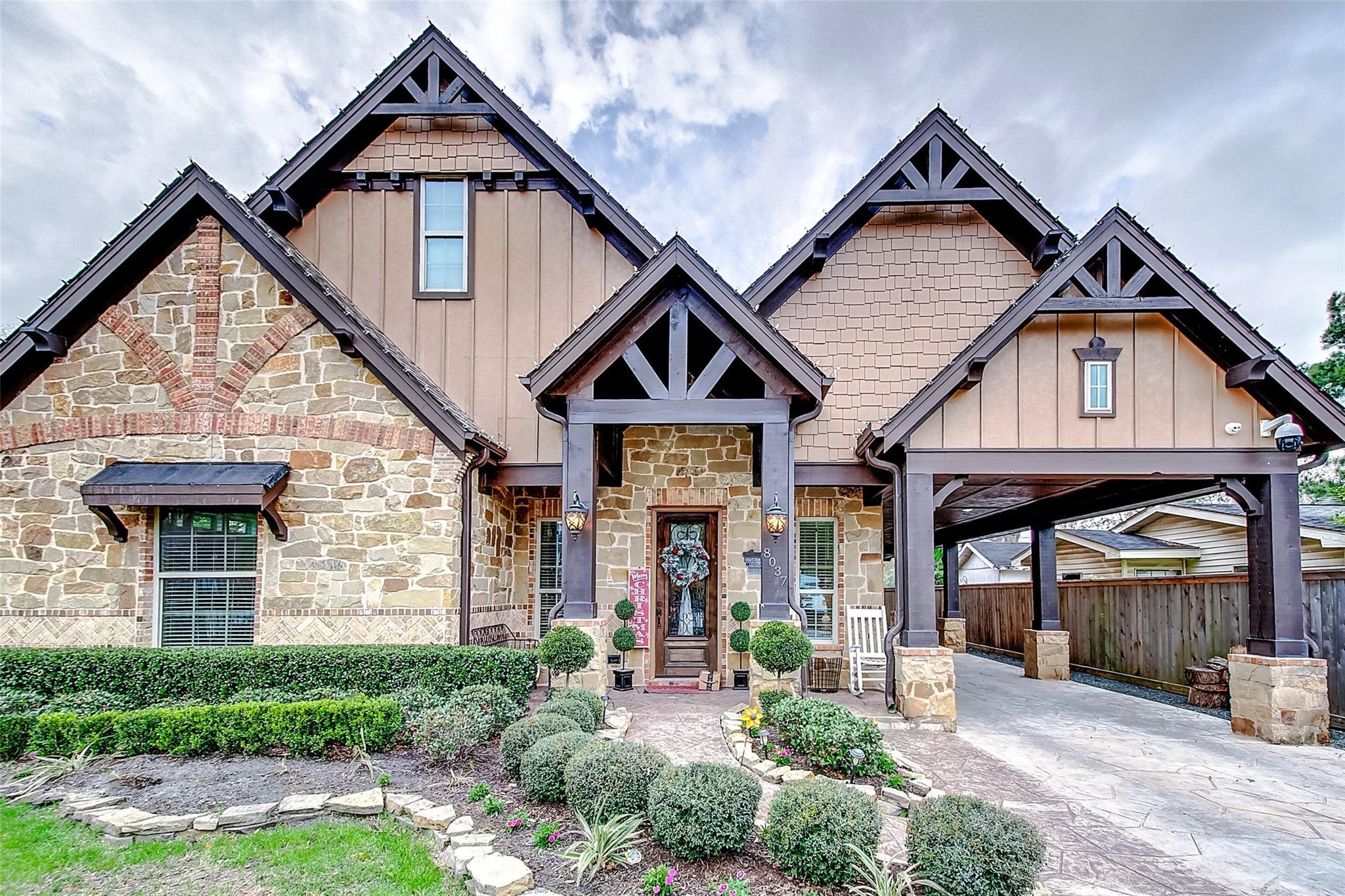 8037 Lenore Street Property Photo - Houston, TX real estate listing