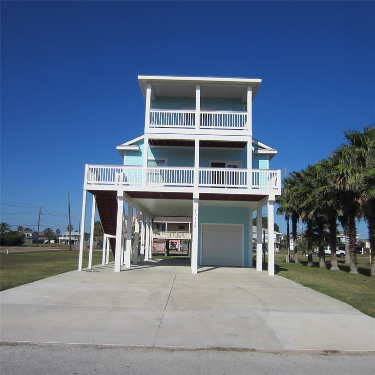 16530 Edward Teach, Jamaica Beach, TX 77554 - Jamaica Beach, TX real estate listing