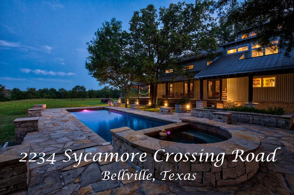 2234 Sycamore Crossing Road, Bellville, TX 77418 - Bellville, TX real estate listing