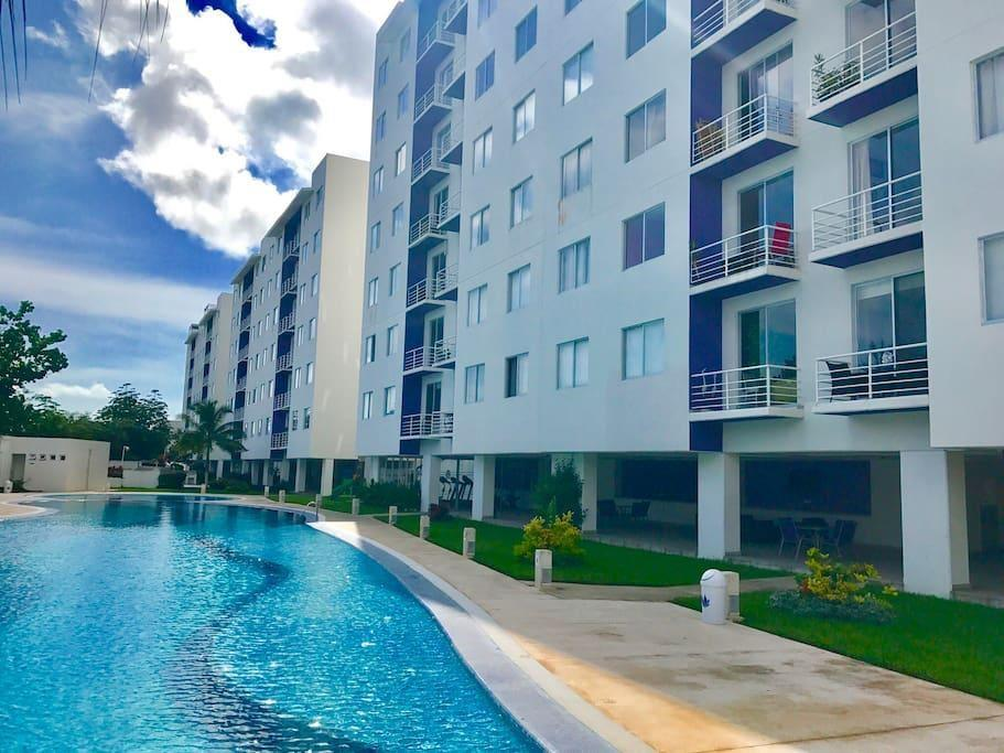40 Avenida Tikal Avenue #502 Property Photo - Cancun, real estate listing