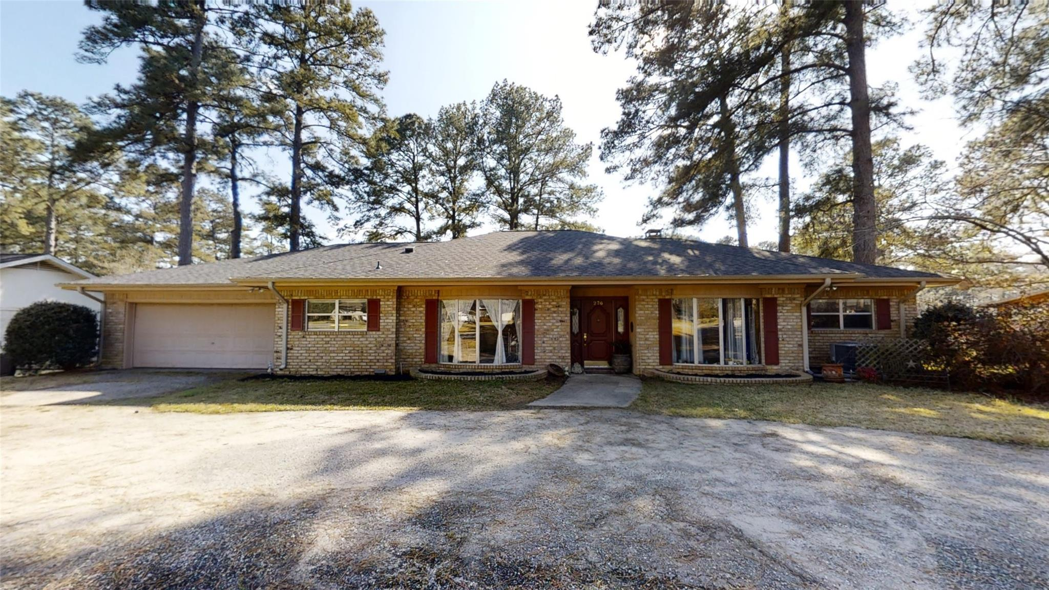 276 Broadmoor Drive Property Photo - Brookeland, TX real estate listing