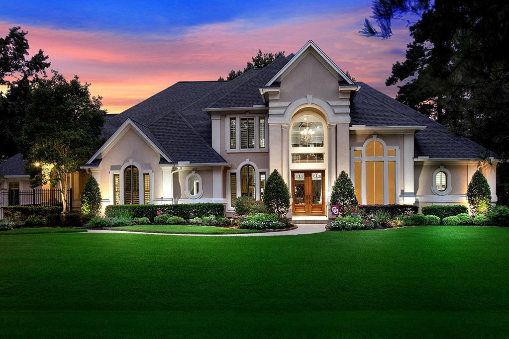 23 Florham Park Drive Property Photo - Spring, TX real estate listing
