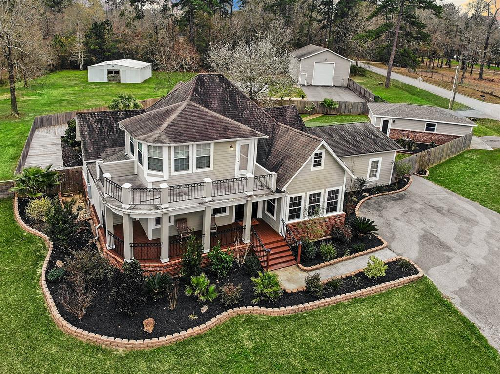 1 Northwood Country Lane, Huffman, TX 77336 - Huffman, TX real estate listing
