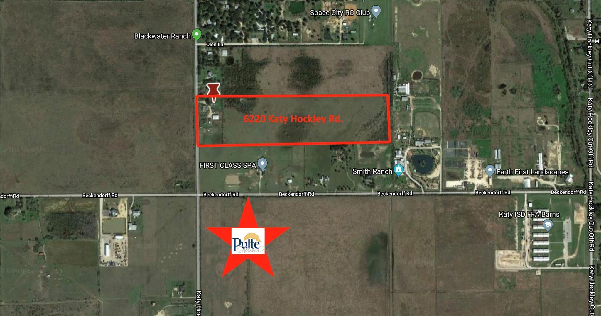 6220 Katy Hockley Road Property Photo - Katy, TX real estate listing