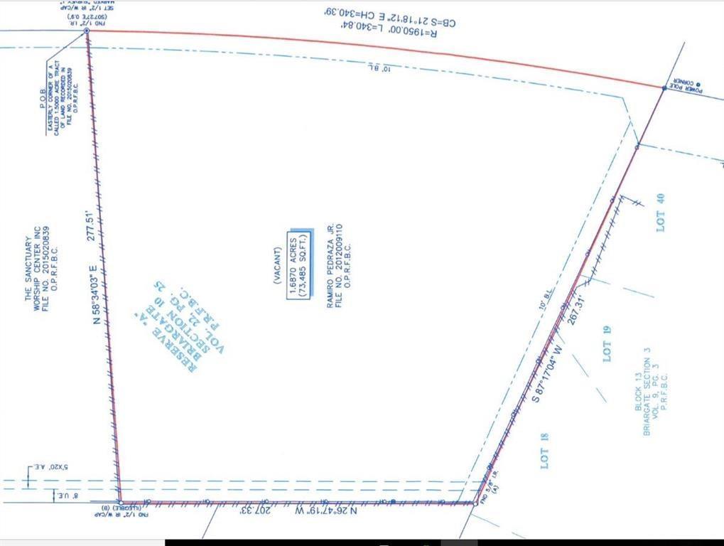 15736 Chimney Rock Road Property Photo