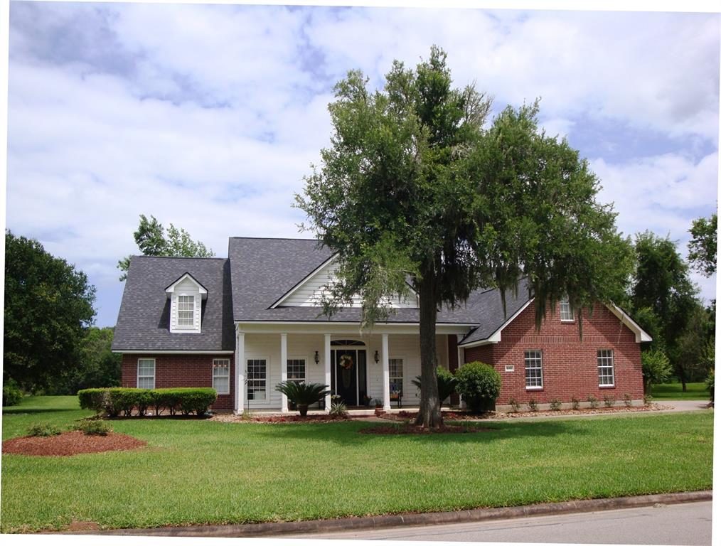 2145 Riverside Drive Property Photo - West Columbia, TX real estate listing