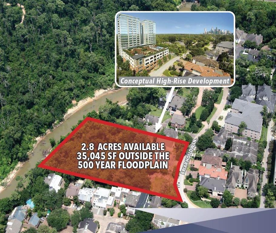 55 Briar Hollow Lane Property Photo - Houston, TX real estate listing