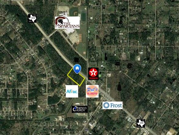 T.B.D FM 1314 Road Property Photo - Porter, TX real estate listing