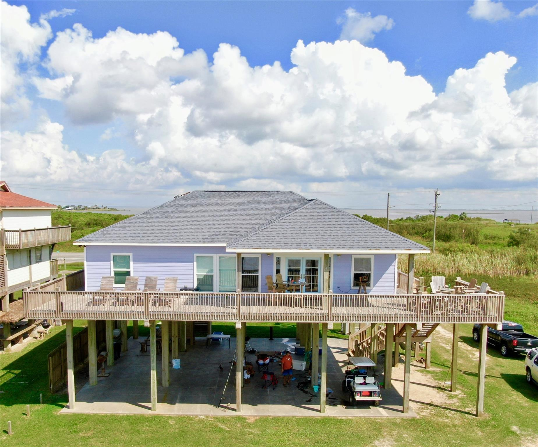 989 Elsie Street Property Photo - Gilchrist, TX real estate listing