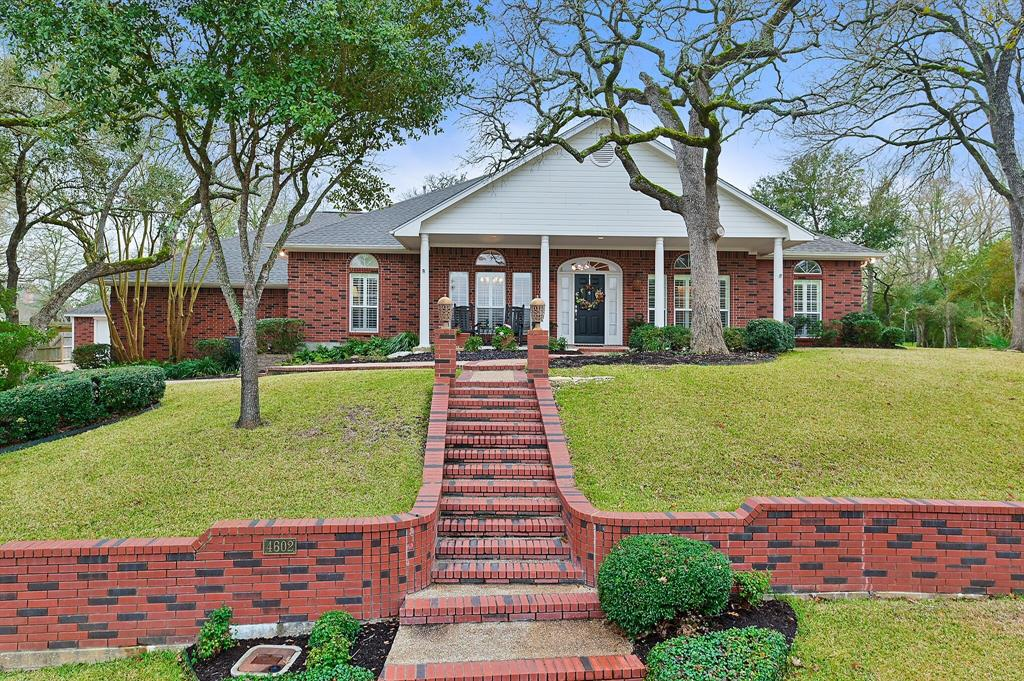 4602 Spyglass Court, College Station, TX 77845 - College Station, TX real estate listing