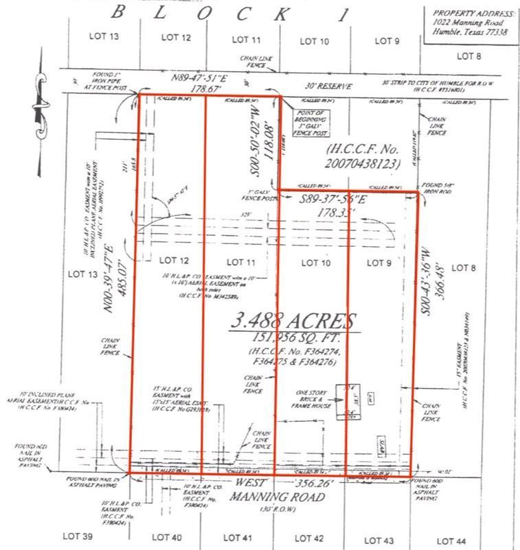 1022 Manning Road Property Photo