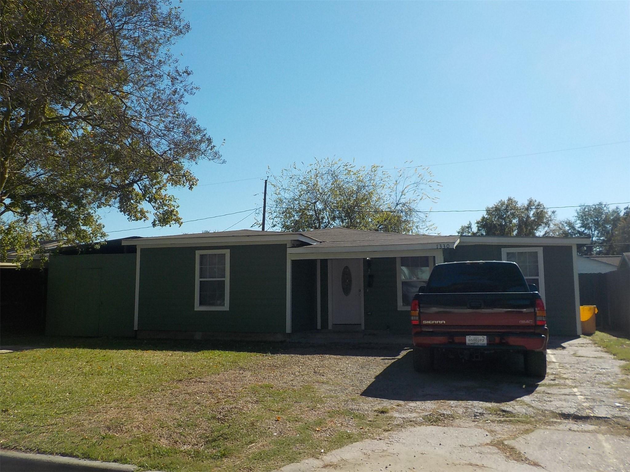 1330 15th Street Property Photo - Galena Park, TX real estate listing